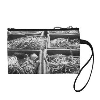 Hafen-Seitenkästen Seile