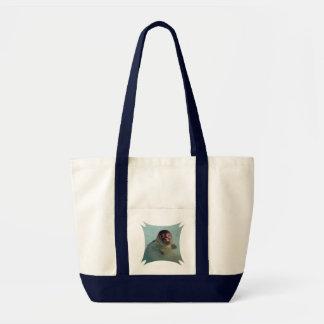 Hafen-Siegel-Leinwand-Taschen-Tasche