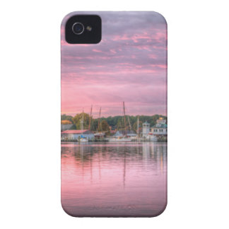Hafen St. Michaels iPhone 4 Cover