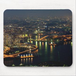 Hafen von Yokohama Mousepads