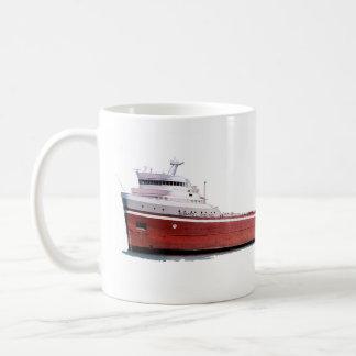 Hafenseiten-Tasse Edward L. Ryerson Kaffeetasse