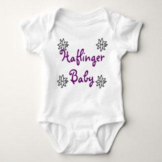 Haflinger Baby Baby Strampler