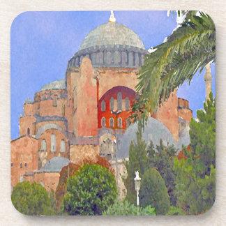 Hagia Sophia Getränkeuntersetzer