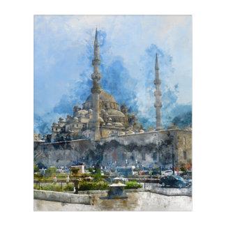 Hagia Sophia in Istanbul die Türkei Acryldruck