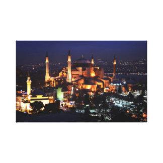 Hagia Sophia Leinwanddruck