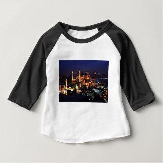 Hagia Sophia Nachtzeit Baby T-shirt