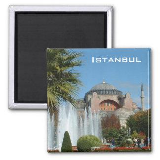Hagia Sophia Quadratischer Magnet