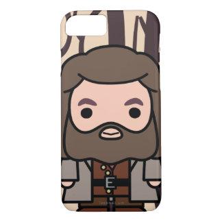 Hagrid Cartoon-Charakter-Kunst iPhone 8/7 Hülle
