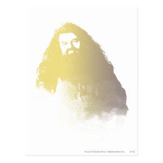 Hagrid Postkarte