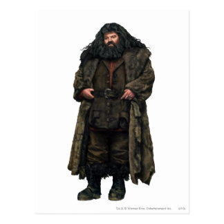Hagrid Postkarten