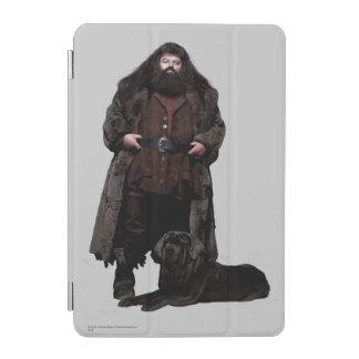 Hagrid und Hund iPad Mini Hülle