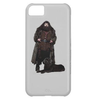 Hagrid und Hund iPhone 5C Hülle