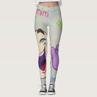#hahaha leggings