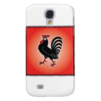 Hahn-Haltung Galaxy S4 Hülle