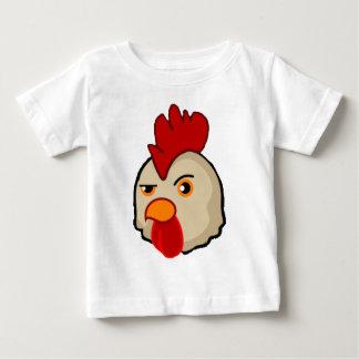 Hahn mit Haltung Baby T-shirt
