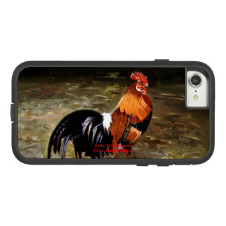 Hahn/Rooster/Gallisch Case-Mate Tough Extreme iPhone 8/7 Hülle