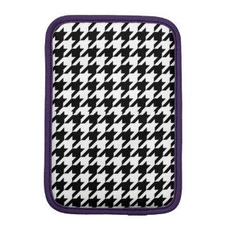 Hahnentrittmuster - fertigen Sie Hintergrund-Farbe Sleeve Für iPad Mini