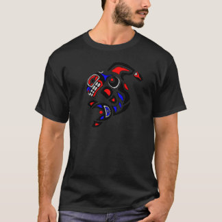 Haida-Schwertwal 2014 T-Shirt
