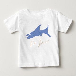 Haifisch Baby T-shirt