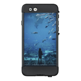 Haifisch-Behälter-Aquarium-Handy-Fall LifeProof NÜÜD iPhone 6 Hülle