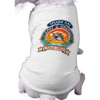 Haifisch-Bucht-Haustier-Kleidung T-Shirt
