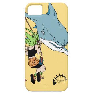 Haifisch Etui Fürs iPhone 5