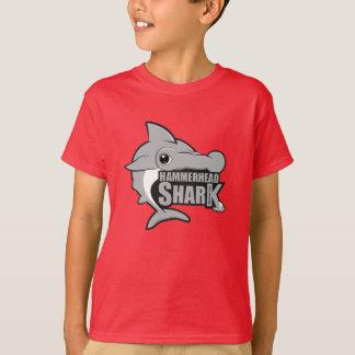 Haifisch. Hammerhai-Haifisch scherzt T-Stück T-Shirt