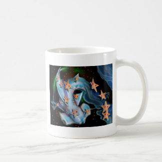 Haifisch-Hammerhai Kaffeetasse