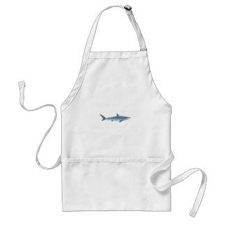 Haifisch-Logo Schürze