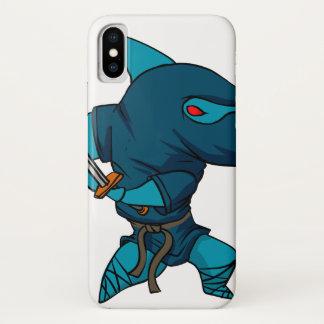 Haifisch ninja iPhone x hülle