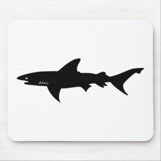 Haifisch passen vom Haifisch-Zeichnen auf Mauspad