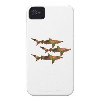 Haifisch-Raserei iPhone 4 Hüllen