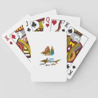 Haifisch Spielkarten