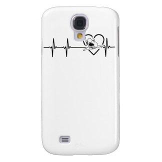 Haifisch-T-Shirt Galaxy S4 Hülle