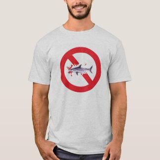 Haifisch-Zeichen T-Shirt
