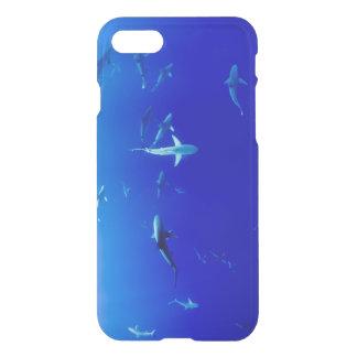 Haifische Unterwasser iPhone 8/7 Hülle