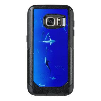 Haifische Unterwasser OtterBox Samsung Galaxy S7 Hülle