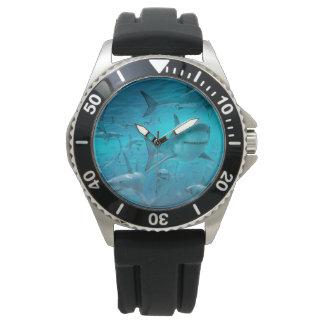 Haifischuhr Uhr