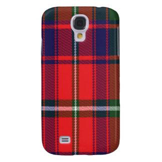 Haig schottischer Tartan Samsung rufen Fall an