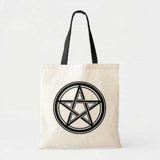 Hail Satan - 666 Cult - Pentagram Tote bag Tragetasche