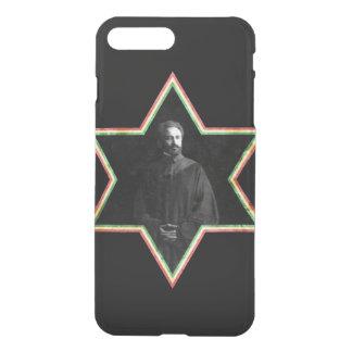 Haile Selassie Davidsstern iPhone 8 Plus/7 Plus Hülle