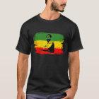 Haile Selassie DUNKELHEIT T - Shirt
