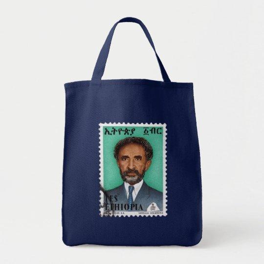 Haile Selassie Empire of Ethiopia Rastafari Bag Tragetasche