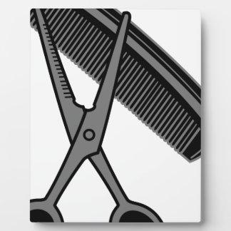 HAIRDRESSER FOTOPLATTE