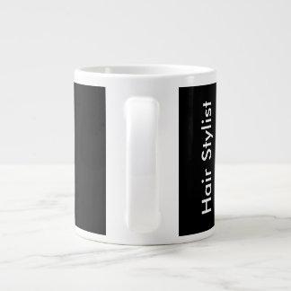 Hairstylist-riesiger Kaffee/Tee-Tasse Jumbo-Tasse