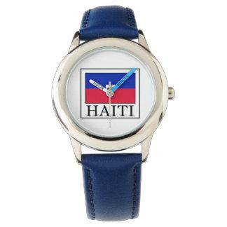 Haiti Armbanduhr