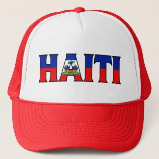 Haiti-Fernlastfahrer Truckerkappe
