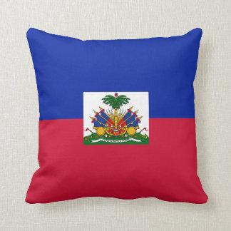 Haiti-Flagge Kissen