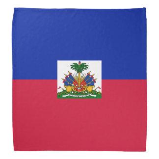 Haiti-Flagge Kopftuch