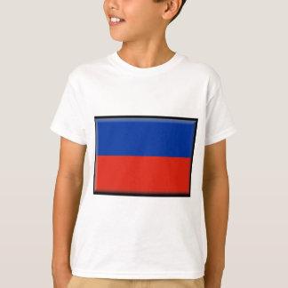 Haiti-Flagge T-Shirt